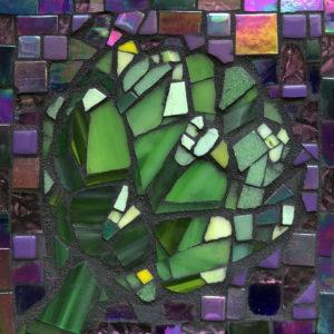 Artichoke mosaic